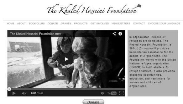 Fundación Khaled Hosseini