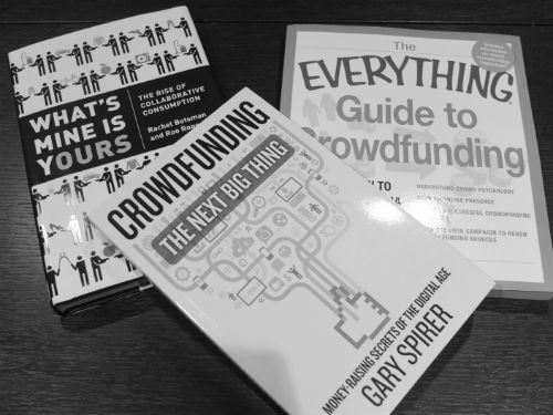 Mis Lecturas Crowdfunding para este verano