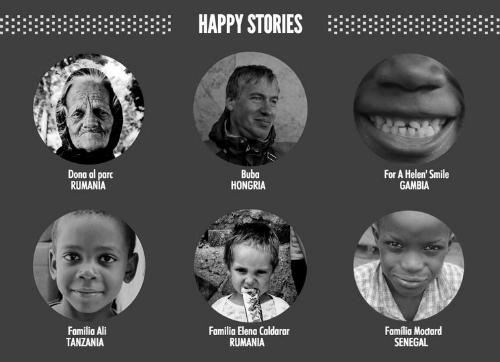 Crowdfunding Social para repartir Felicidad