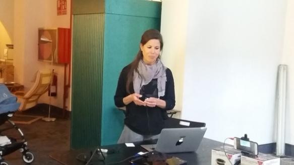 Sesión Crowdfunding Con Doble Impacto Social en DepotLab